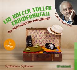 Ein Koffer voller Erinnerungen (Hörbuch) von Kottmann,  Uta, Krallmann,  Peter
