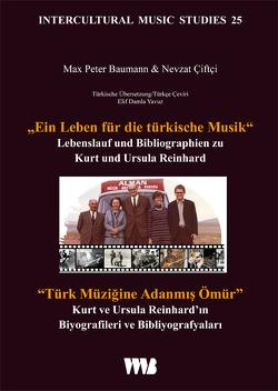 """""""Ein Leben für die türkische Musik"""" // """"Türk Müziğine Adanmış Ömür"""" von Baumann,  Max Peter, Ciftci,  Nevzat"""