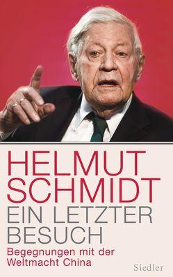 Ein letzter Besuch von Schmidt,  Helmut