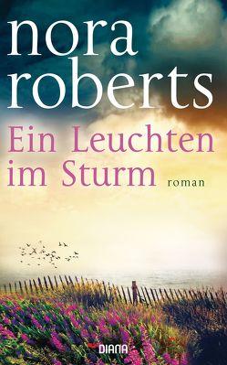 Ein Leuchten im Sturm von Burkhardt,  Christiane, Roberts,  Nora