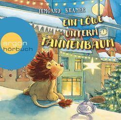 Ein Löwe unterm Tannenbaum von Kramer,  Irmgard, Teschner,  Uve