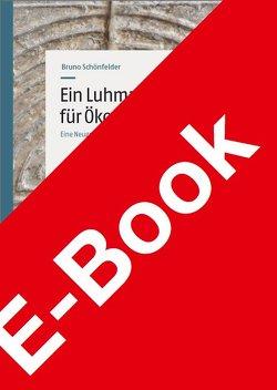 Ein Luhmann-Leitfaden für Ökonomen von Schönfelder,  Bruno