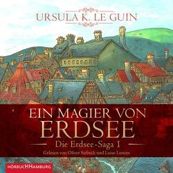 Ein Magier von Erdsee (Die Erdsee-Saga 1) von Le Guin,  Ursula K., Lunow,  Luise, Möhring,  Hans Ulrich, Noelle,  Karen, Riffel,  Sara, Siebeck,  Oliver
