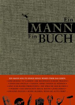 Ein Mann – Ein Buch von Augustin,  Eduard, von Keysenberg,  Philipp, Zaschke,  Christian