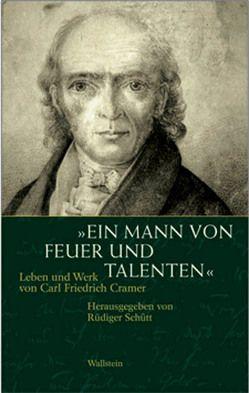 """""""Ein Mann von Feuer und Talenten"""" von Schütt,  Rüdiger"""