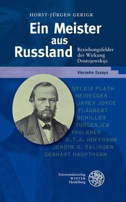 Ein Meister aus Russland von Gerigk,  Horst-Jürgen