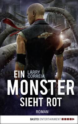 Ein Monster sieht rot von Correia,  Larry, Krug,  Michael