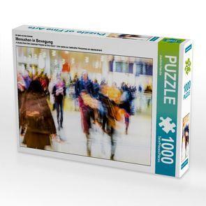 Ein Motiv aus dem Kalender Menschen in Bewegung 1000 Teile Puzzle quer von CALVENDO