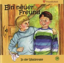 Ein neuer Freund von Hildebrant,  Nelly, Schulz,  Irina