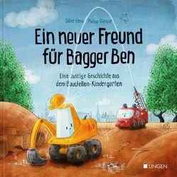 Ein neuer Freund für Bagger Ben von Horn,  Dörte, Stampe,  Philipp