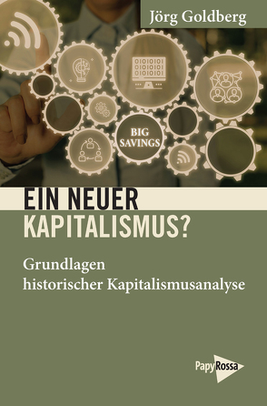 Ein neuer Kapitalismus? von Goldberg,  Jörg
