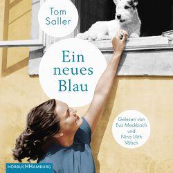 Ein neues Blau von Meckbach,  Eva, Saller,  Tom
