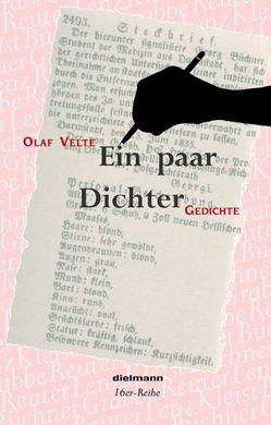 Ein paar Dichter von Velte,  Olaf