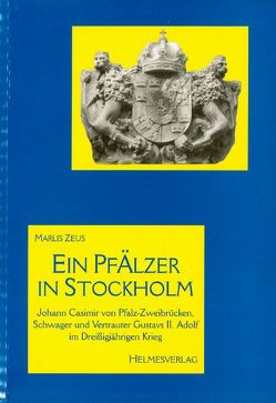 Ein Pfälzer in Stockholm von Zens,  Marlis