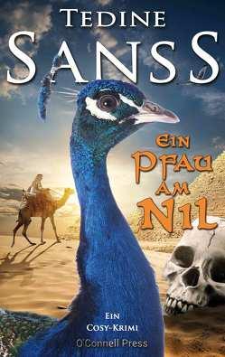 Ein Pfau am Nil von Sanss,  Tedine