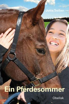 Ein Pferdesommer von Treiber,  Jutta
