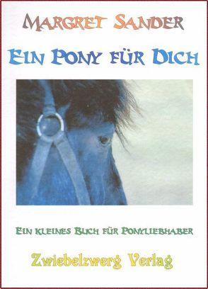 Ein Pony für Dich von Laufenburg,  Heike, Sander,  Margret