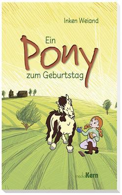 Ein Pony zum Geburtstag von Weyand,  Inken