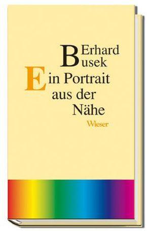 Ein Portrait aus der Nähe von Busek,  Erhard