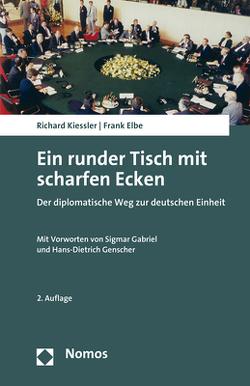 Ein runder Tisch mit scharfen Ecken von Elbe,  Frank, Kiessler,  Richard
