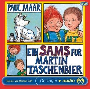 Ein Sams für Martin Taschenbier von Maar,  Paul, Mahler,  Regine, Paulsen,  Uwe, Schiff,  Peter, Simonischek,  Peter