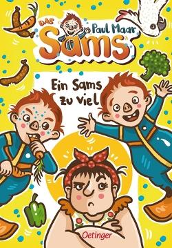 Ein Sams zu viel von Dulleck,  Nina, Maar,  Paul