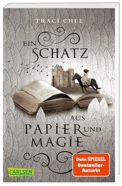 Ein Schatz aus Papier und Magie (Das Buch von Kelanna 2) von Chee,  Traci, Hachmeister,  Sylke
