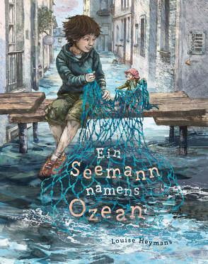 Ein Seemann namens Ozean von Heymans,  Louise