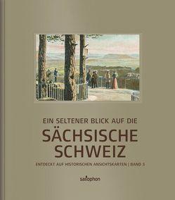 Ein seltener Blick auf die Sächsische Schweiz von Gunnar,  Klehm