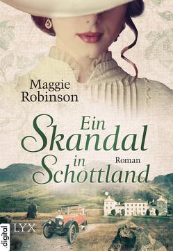 Ein Skandal in Schottland von Prawitz,  Ursula, Robinson,  Maggie