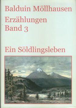 Ein Söldlingsleben und andere Erzählungen  (1872-1883) von Graf,  Andreas, Möllhausen,  Balduin