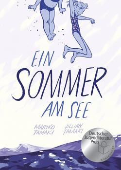 Ein Sommer am See von Hohl,  Tina, Tamaki,  Jillian, Tamaki,  Mariko