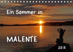 Ein Sommer in Malente (Tischkalender 2018 DIN A5 quer) von Felix,  Holger