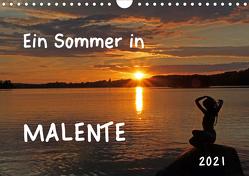 Ein Sommer in Malente (Wandkalender 2021 DIN A4 quer) von Felix,  Holger