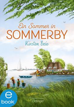 Ein Sommer in Sommerby von Boie,  Kirsten, Körting,  Verena