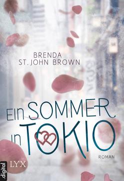 Ein Sommer in Tokio von Brown,  Brenda St. John, Lengermann,  Frauke