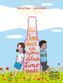 Ein Sommer wie sprudelnde Limonade von Ablang,  Friederike, Kreuzer,  Kristina