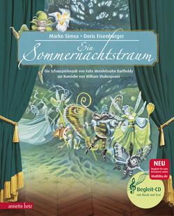 Ein Sommernachtstraum von Eisenburger,  Doris, Simsa,  Marko