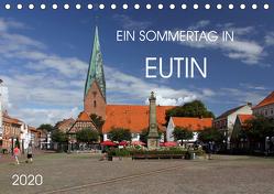 Ein Sommertag in Eutin (Tischkalender 2020 DIN A5 quer) von Felix,  Holger