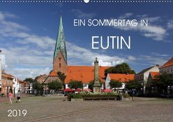 Ein Sommertag in Eutin (Wandkalender 2019 DIN A2 quer) von Felix,  Holger
