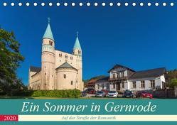Ein Sommertag in Gernrode (Tischkalender 2020 DIN A5 quer) von Schubert,  Renè