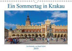 Ein Sommertag in Krakau (Wandkalender 2019 DIN A4 quer) von Seifert,  Birgit