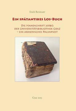 Ein spätantikes Los-Buch von Renhart,  Erich