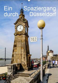 Ein Spaziergang durch Düsseldorf (Wandkalender 2019 DIN A2 hoch) von Sock,  Reinhard