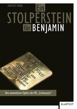 Ein Stolperstein für Benjamin von Traub,  Hartmut