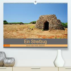 Ein Streifzug durch das wilde Salento (Premium, hochwertiger DIN A2 Wandkalender 2020, Kunstdruck in Hochglanz) von Schneider,  Rosina