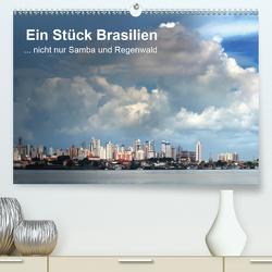 Ein Stück Brasilien (Premium, hochwertiger DIN A2 Wandkalender 2021, Kunstdruck in Hochglanz) von calmbacher,  Christiane