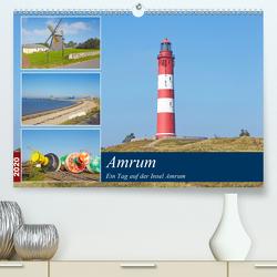 Ein Tag auf der Insel Amrum (Premium, hochwertiger DIN A2 Wandkalender 2020, Kunstdruck in Hochglanz) von Schulz,  Olaf