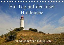 Ein Tag auf der Insel Hiddensee (Tischkalender 2019 DIN A5 quer) von Loß,  Heike