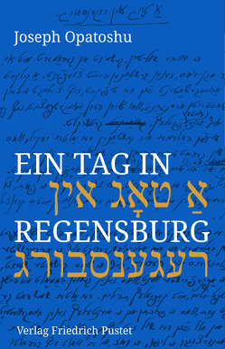 Ein Tag in Regensburg von Koller,  Sabine